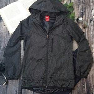 Nike Lightweight Animal Print Zip Up Jacket